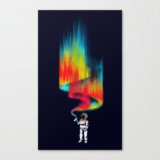 Space vandal Canvas Print