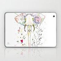 Elephant / June Laptop & iPad Skin