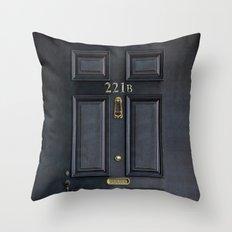 Classic Old Sherlock Hol… Throw Pillow