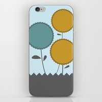 Country Flora iPhone & iPod Skin