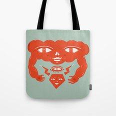Cloud and Diamond II Tote Bag