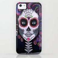 Sugar Skull Candy 2 iPhone 5c Slim Case