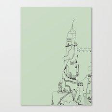 building II Canvas Print