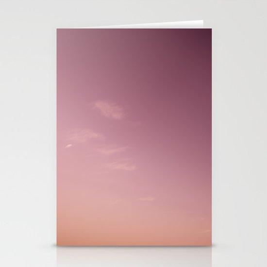 Sky #1 Stationery Card