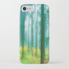 Fairy tale (Green) iPhone 7 Slim Case