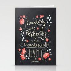 Austen Happy Stationery Cards