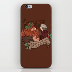 Know me Better, Man! iPhone & iPod Skin
