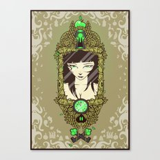 Mirror, Mirror Canvas Print