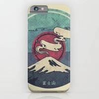 iPhone & iPod Case featuring Fuji by Hector Mansilla