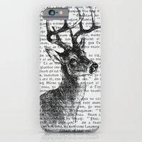 Irish Deer iPhone 6 Slim Case