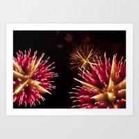 Efflorescence 34 Art Print