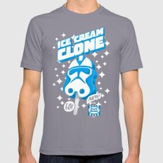 Ice Cream Clone Slate Mens Fitted Tee SMALL