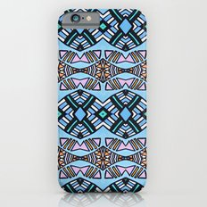 Creole Woman in Mint Slim Case iPhone 6s