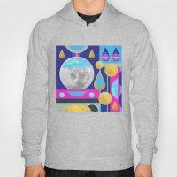 Abstractions No. 3: Moon Hoody