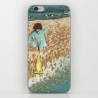 OCD Lady iPhone & iPod Skin