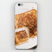 grilled love iPhone & iPod Skin