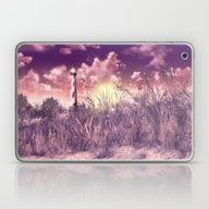 Lighthouse Landscape Laptop & iPad Skin