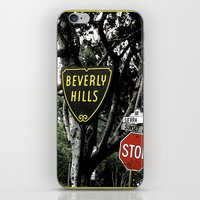 90210 iPhone & iPod Skin