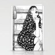 Apollonia Saintclair 384… Stationery Cards