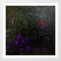 Southern Constellations … Art Print