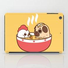Chicken Noodle Puglie So… iPad Case