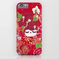 Kokeshina - Automne / Fall iPhone 6 Slim Case