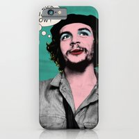 iPhone & iPod Case featuring Marilyn Guevara by Les Hameçons Cibles