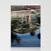 Reflections of you Stationery Cards