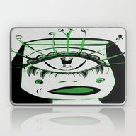 Green With Envy Laptop & iPad Skin