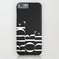 iPhone & iPod Case featuring Ride or Die by Oh No Not You Again
