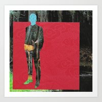 It's  Your Turn To Say S… Art Print