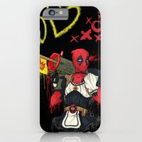 Dead Pool-chan iPhone 6 Slim Case