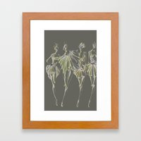 Fas_Illu Framed Art Print