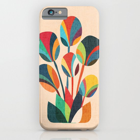 Ikebana - Geometric flower  iPhone & iPod Case