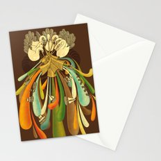 Seven Swans Stationery Cards