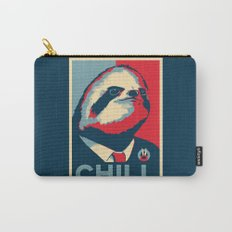 Vote Sloth Carry-All Pouch