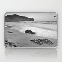 Half Moon Beach. BN Laptop & iPad Skin