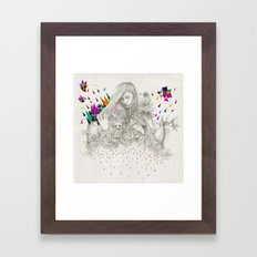 ECHOES by Peter Striffolino and Kris Tate Framed Art Print