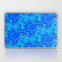 Mermaid's scales Laptop & iPad Skin