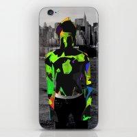 Boy Urban iPhone & iPod Skin