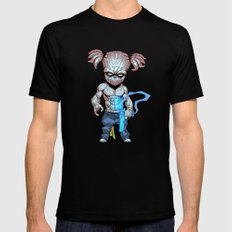 Roswell gang - Inky - Villains of G universe Mens Fitted Tee Black SMALL