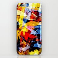 Abstrakt 53 Color iPhone & iPod Skin