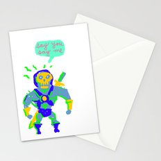 Masters of the universe of love 2 Stationery Cards
