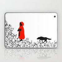Little Red Laptop & iPad Skin