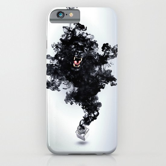 Ink Panther iPhone & iPod Case