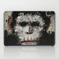 Face Paint iPad Case