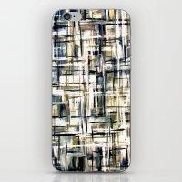 Smoke Digital 1 iPhone & iPod Skin