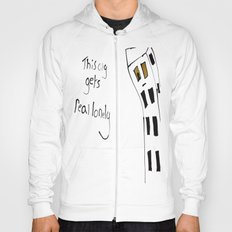 This City Gets Real Lonely Hoody