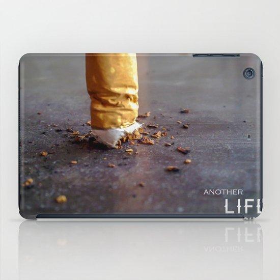 Smoking Kills iPad Case