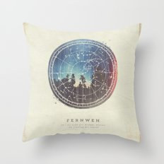 Fernweh Vol 3 Throw Pillow
